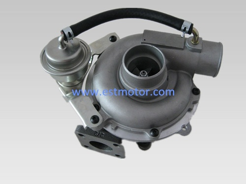 TURBOCHARGER RHF4 FOR 4JB1T ENGINE